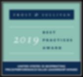 Frost & Sullivan 2019 3D Bioprintng Leadership Award