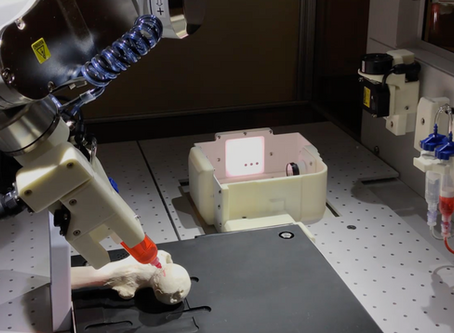 The Medical Futurist: Bioprinting, first-hand: a look into the future with Michael Golway