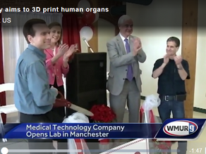 Company Aims to 3D Print Human Organs