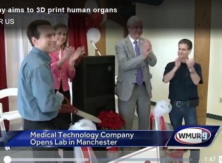 Company Aims to 3D Print Human Organs
