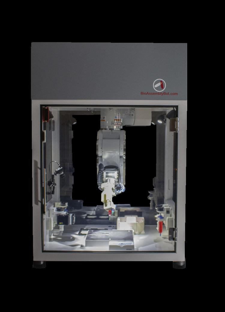 BioAssemblyBot bioprinter bioprinting