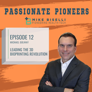 Michael Golway on the Passionate Pioneers podcast