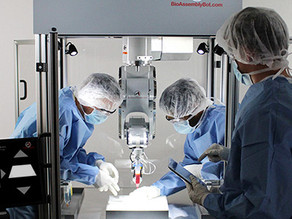 Intraoperative Bioprinting: Repairing Tissues and Organs in a Surgical Setting