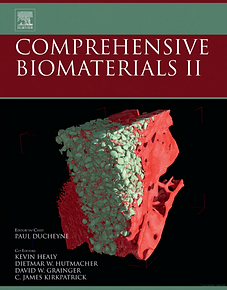 BioAssemblyBot featred in Dr. Kevin Healy's book, Comprehensive Biomaterials II