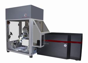 BioAssemblyBot (bioprinter, bioprinting) with a GE IN Cell Analyzer