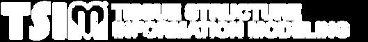 Tissue Structure Information Modeling logo