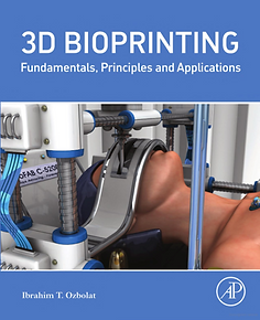 Ozbolat's 3D Bioprintng book