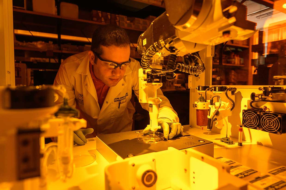 Dr. Vahid Serpooshan at Georgia Tech
