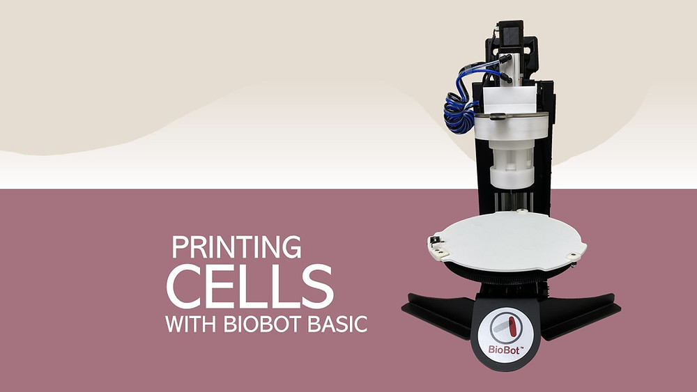 Printing Cells with BioBot Basic