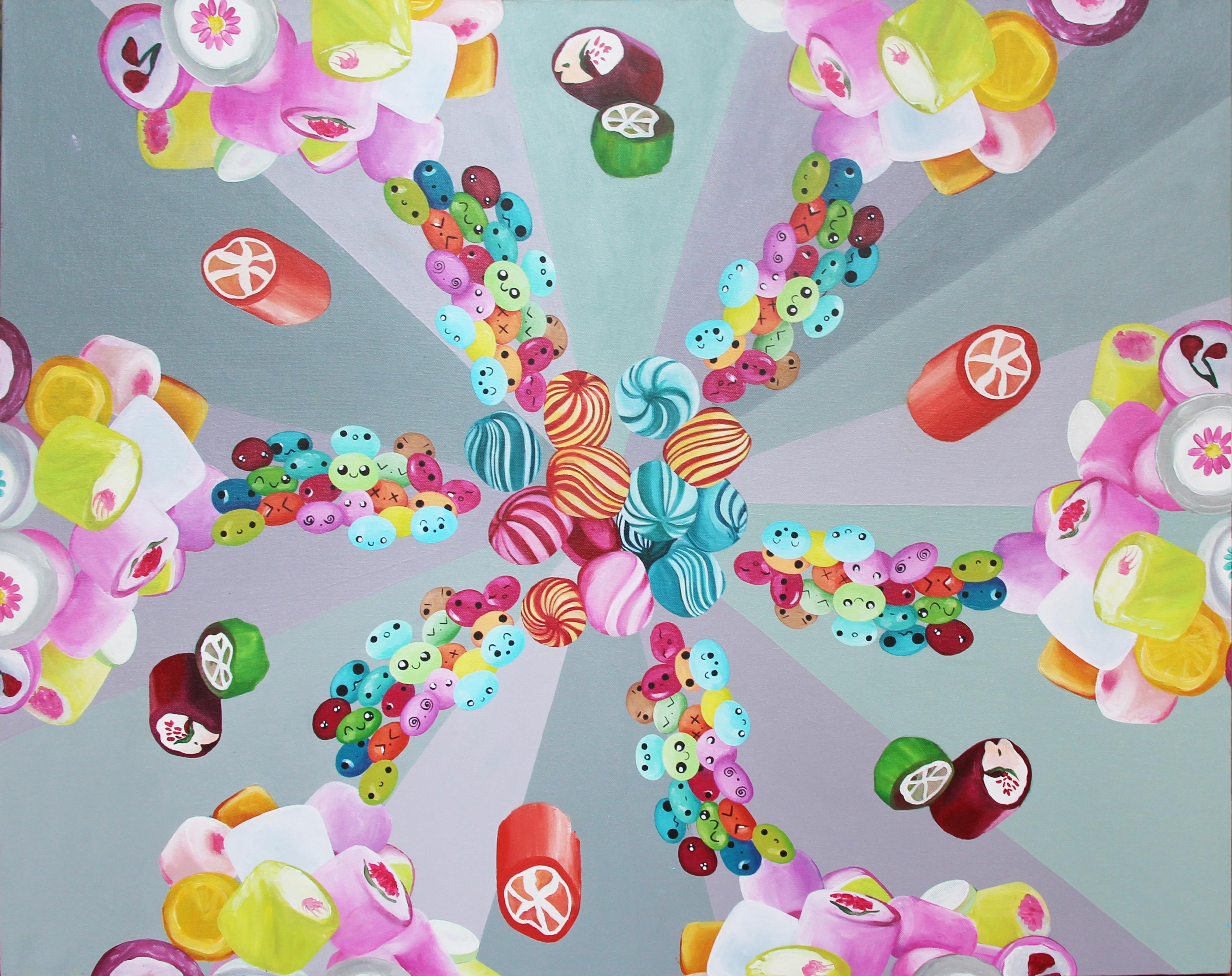 Candy Mandala