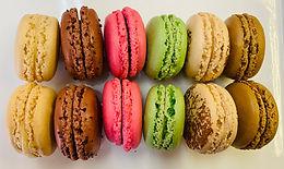 6pc Macaron Box