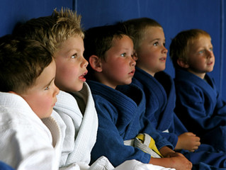 How long will it take your child to benefit from the martial arts?