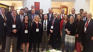 U.S. Deputy Ambassador Hosts Rhode Island Delegation