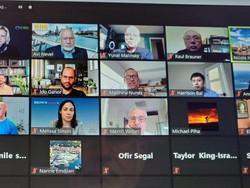 Recording Conference Digital Health Using AI - Israel/Rhode Island