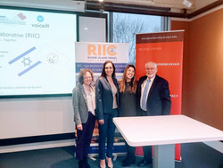Two RIIC events held December 3rd at Innovate Newport and December 4th in the Nelson Center, Provide