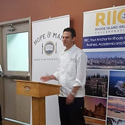 ISRAELI FOOD TASTING WITH CHEF ERAN GEFFEN