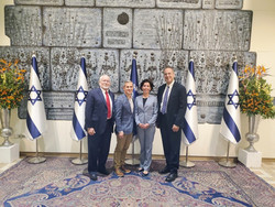Our 4-year effort continues to yield successes in connecting Rhode Island with Israel