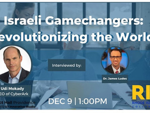 Recording Israeli Gamechangers: Revolutionizing the World with Udi Mokady