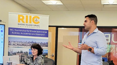 AshdodTech's Cofounder, Itmar Assaf's Visit to Rhode Island