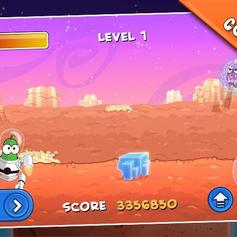Bert on Mars