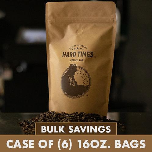 Buy In Bulk - Ground: Case of (6) 16oz. Bags