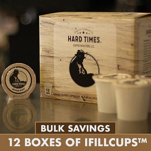 Buy In Bulk - iFillCups™: 12 Boxes
