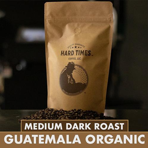 Guatemala Organic - Medium Dark Roast