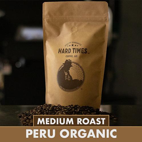 Peru Organic - Medium Roast