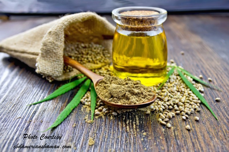 Terpenes can be a part of Hemp Oil.