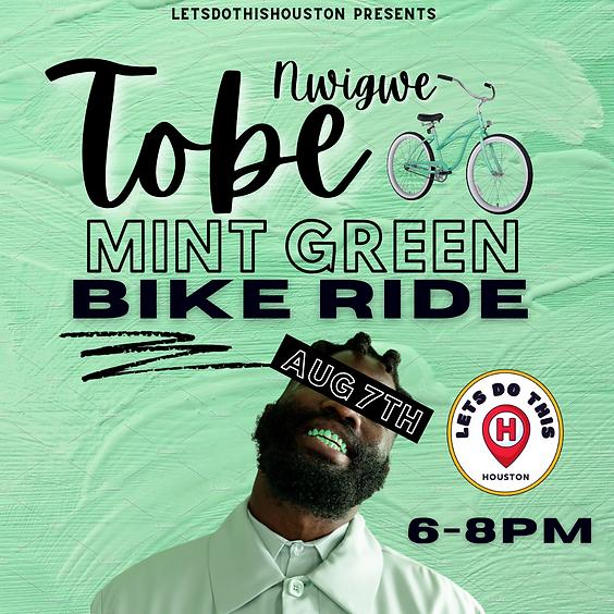 TOBE Mint Green Night Ride