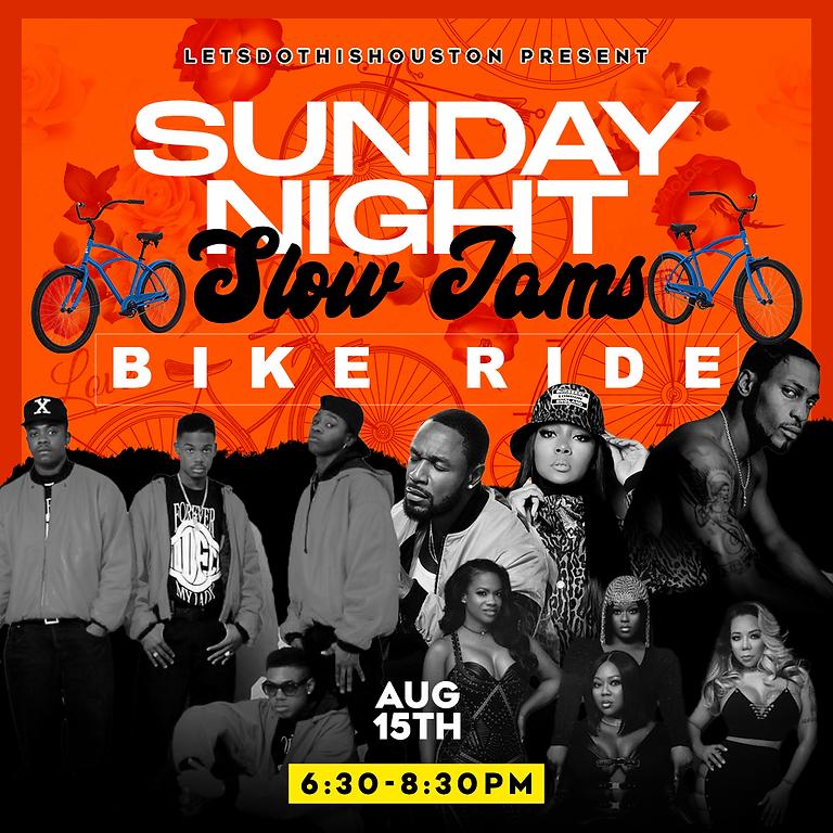 Sunday Night Slow Jams Bike Ride