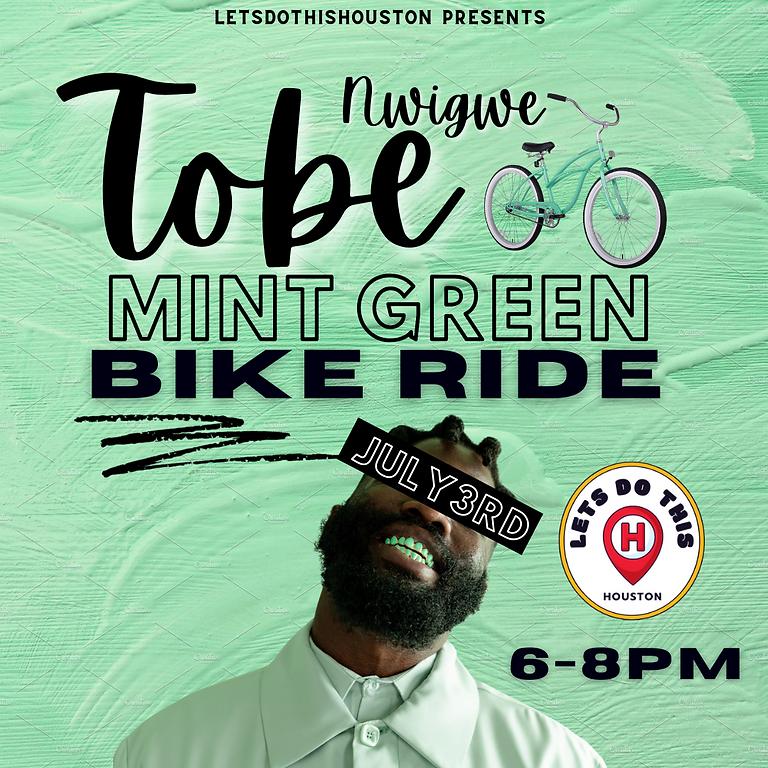 Tobe Mint Green Bike Ride