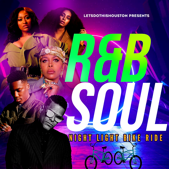R&B Soul Night Light Bike Ride
