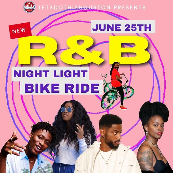 New R&B Night Light Bike Ride | June 25th