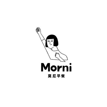 Morni 莫尼早餐 品牌形象重置