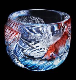 金魚 - ぐい呑み