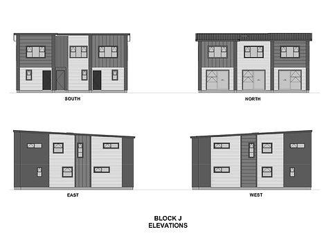 Parklands Block J Elevations