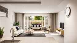 Parklands Lower Hutt interior render