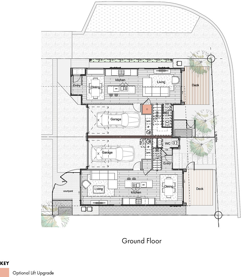 Wai-iti Lane Units 4 & 5 Floor Plans - G