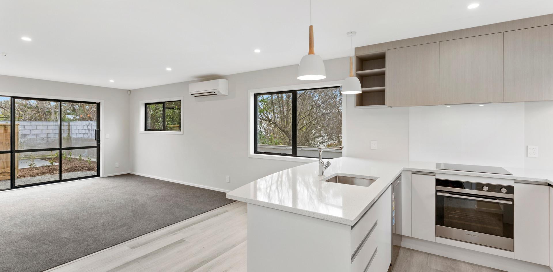 20 Okoutu Lane - kitchen living