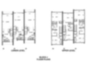 Parklands Block J Floor Plans