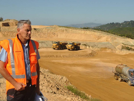 Moving mountains for Lower Hutt housing development