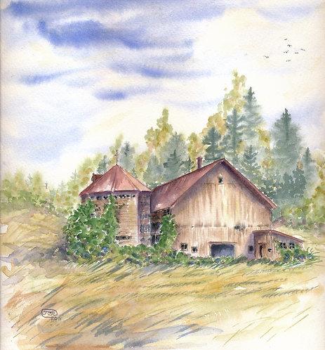 Old Turnpike Barn