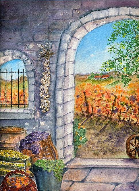 Persephone's Harvest