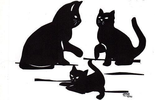 Black Cat Trio