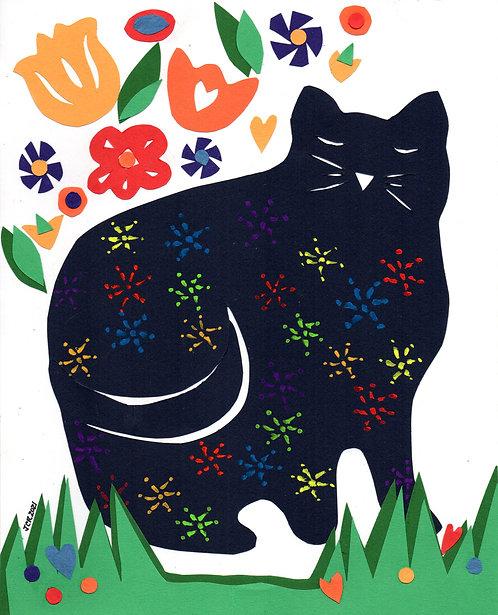 Americana Cheshire Cat