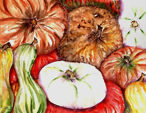 Gigundous Gourds