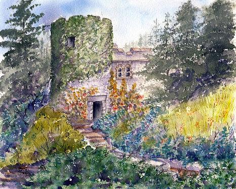 Old Castle Garden