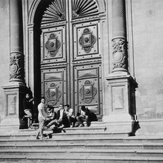 Church Steps