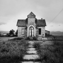 Mormon School and Church